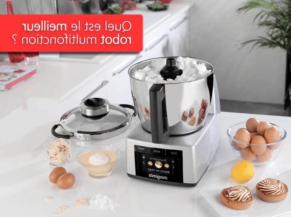 Quel est le meilleur robot culinaire Qualité-prix ?
