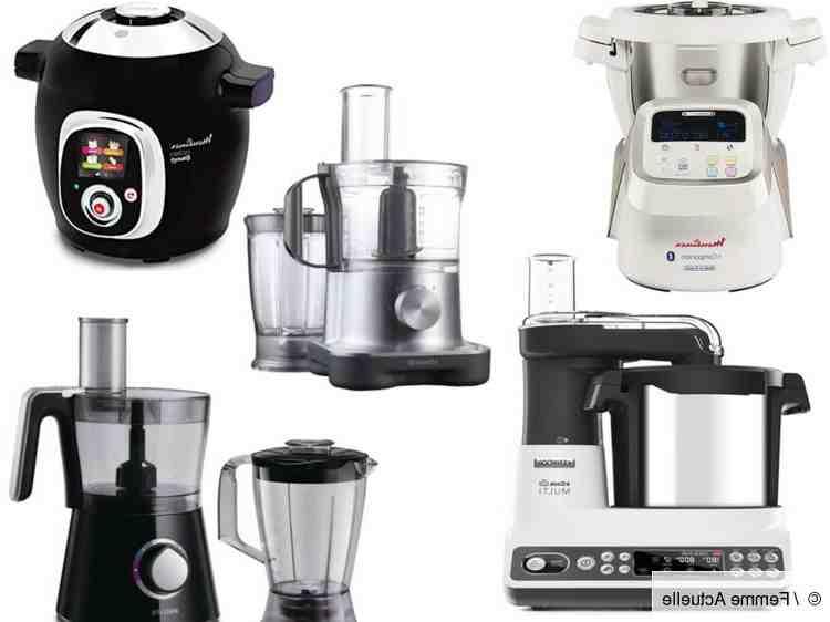 Quel est le meilleur robot de cuisine ?