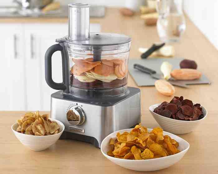 Quel est le meilleur robot de cuisine à acheter ?