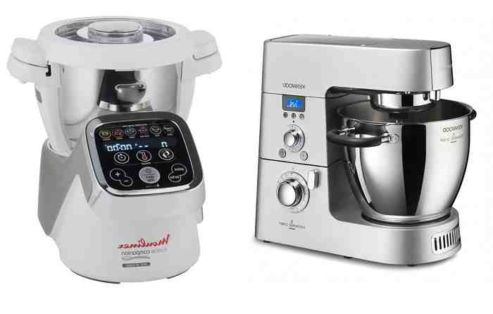 Quel robot concurrence le Thermomix ?