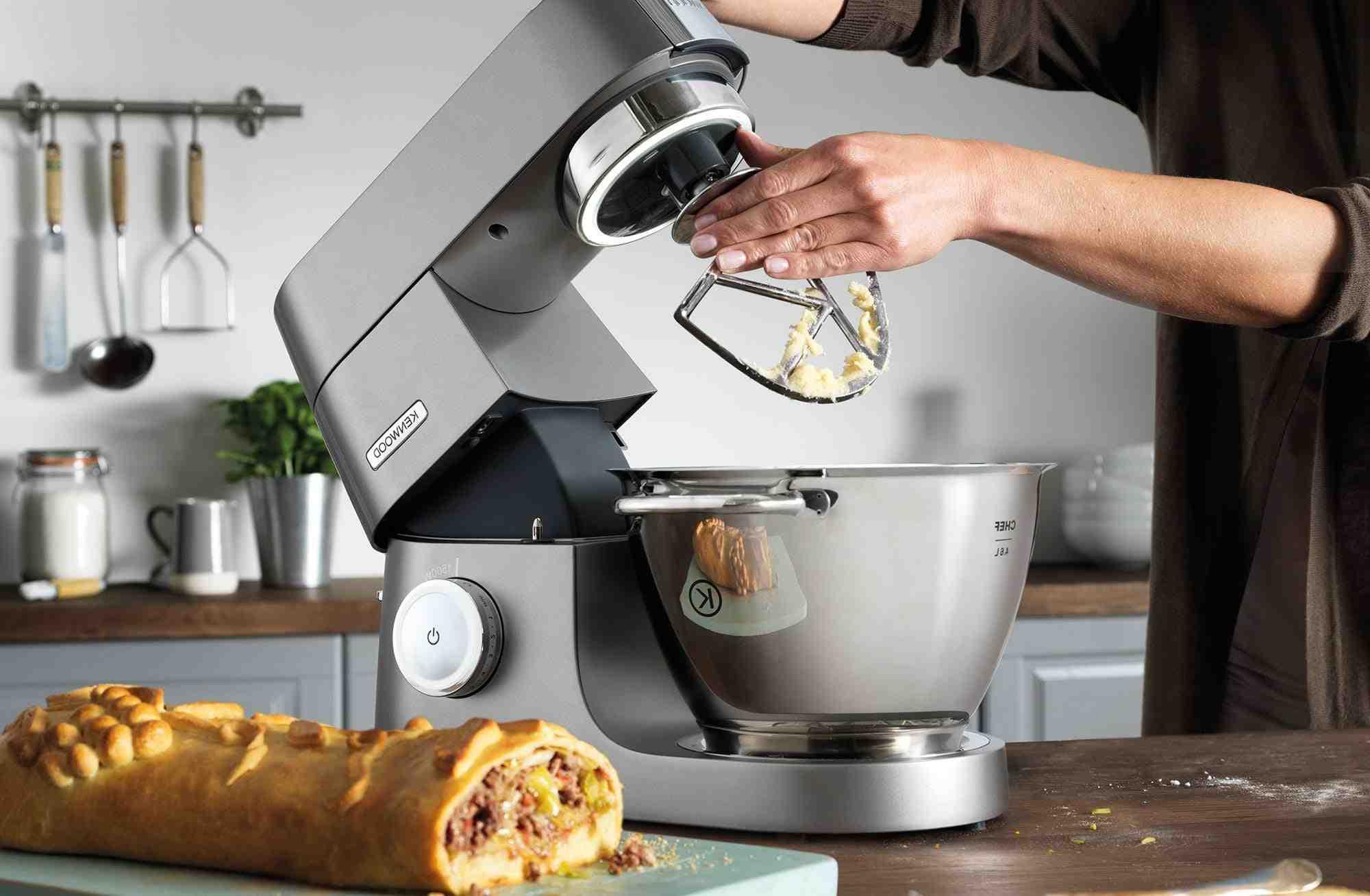 Quel robot cuisine Kenwood ?