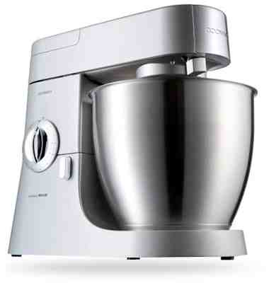 Quel robot est utilisé dans l'émission le meilleur pâtissier ?