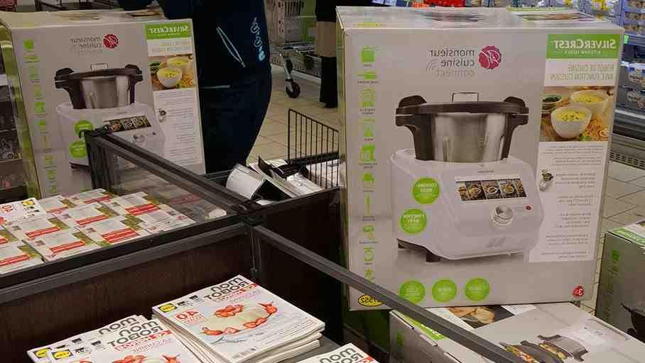 Où trouver le robot cuisine Lidl ?