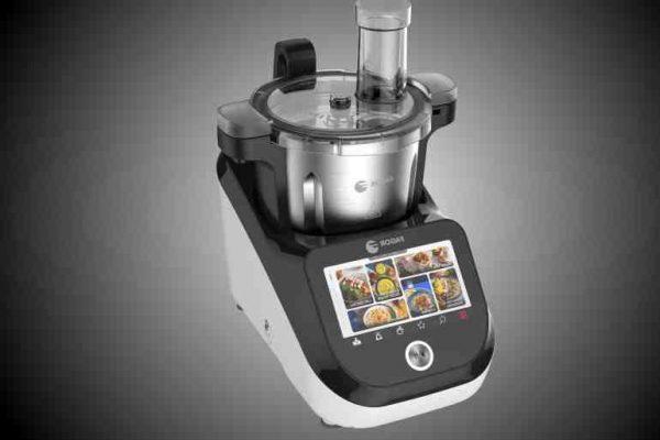 Robot cuisine connecté
