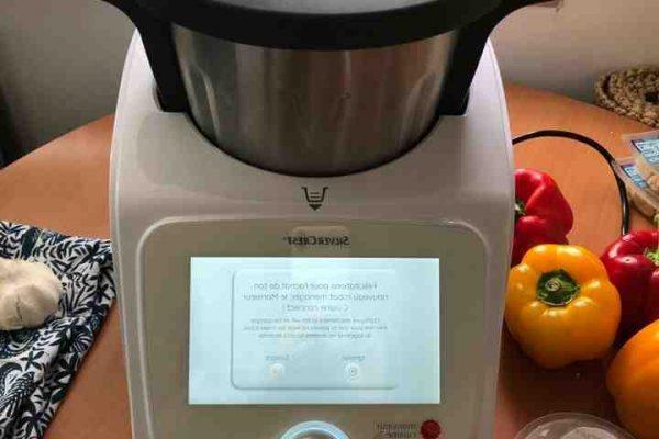 Robot mr cuisine connect
