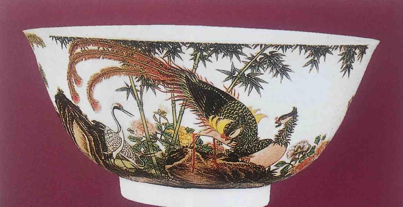 Comment est créé la porcelaine ?