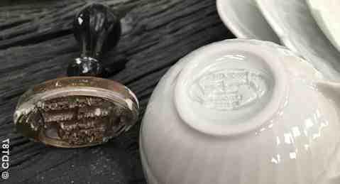 Comment savoir la valeur de la porcelaine ?