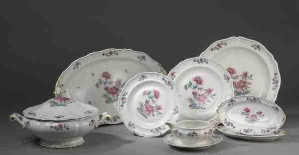 Comment se fabrique la porcelaine ?