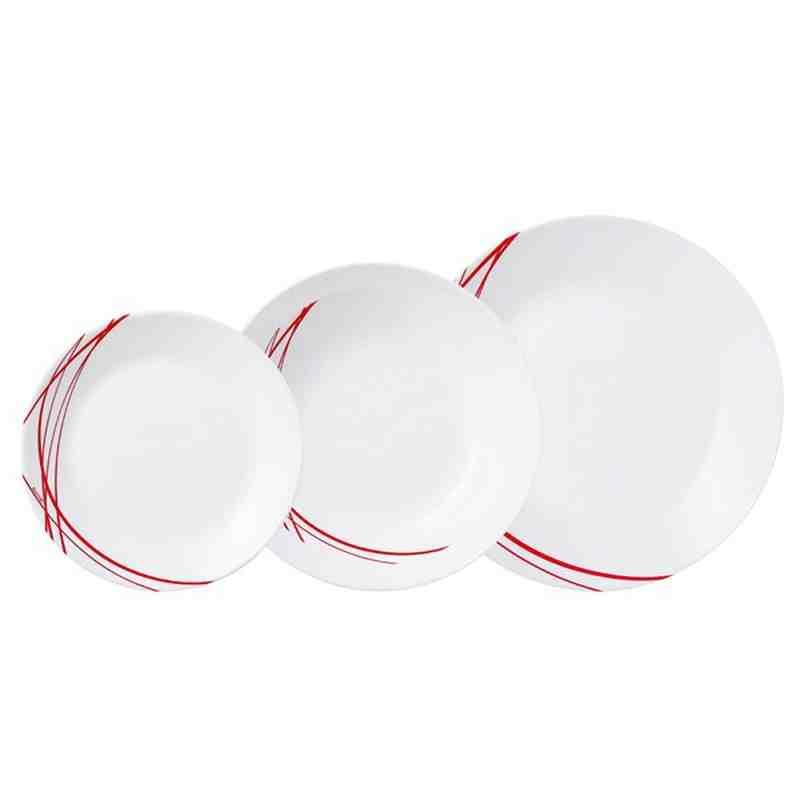 Est-ce que la vaisselle Arcopal va au four ?