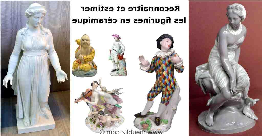 Comment reconnaître de la céramique à de la porcelaine ?