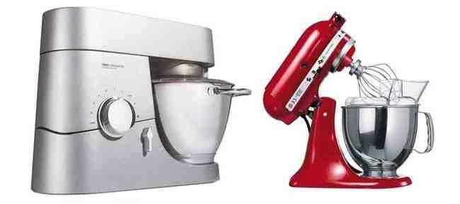 Quelle différence entre KitchenAid 125 et 175 ?